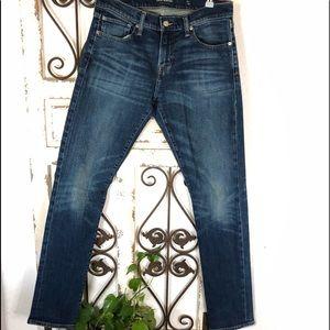 Lucky brand men's 110 skinny jeans